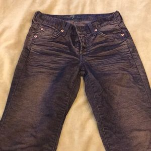 7 for Mankind Corduroy Pants Size:25